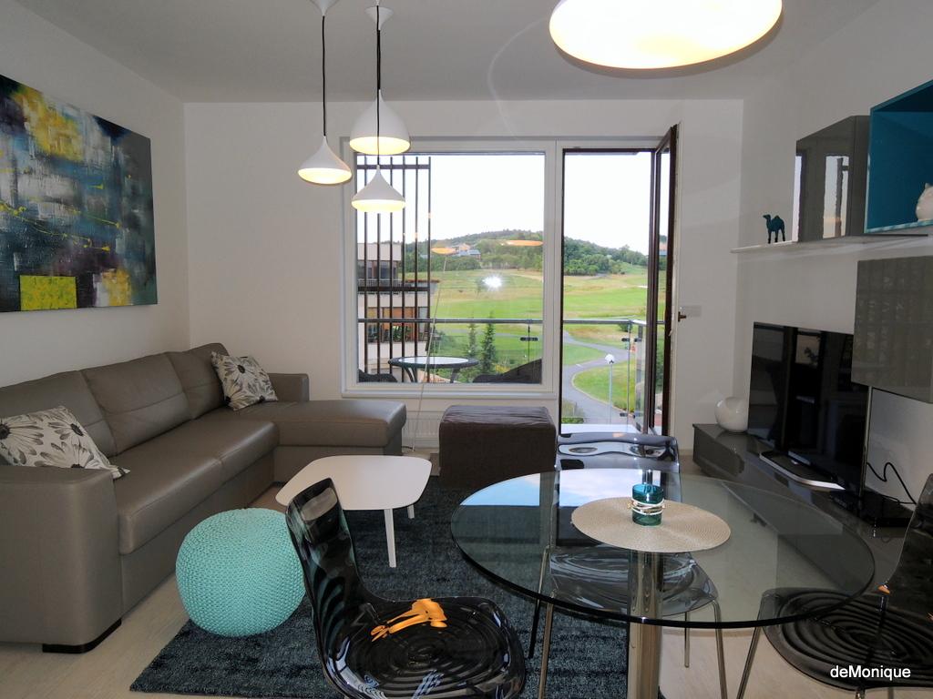 Prodej nového bytu 2+kk 54m2 v golfovém areálu v Berouně u Prahy