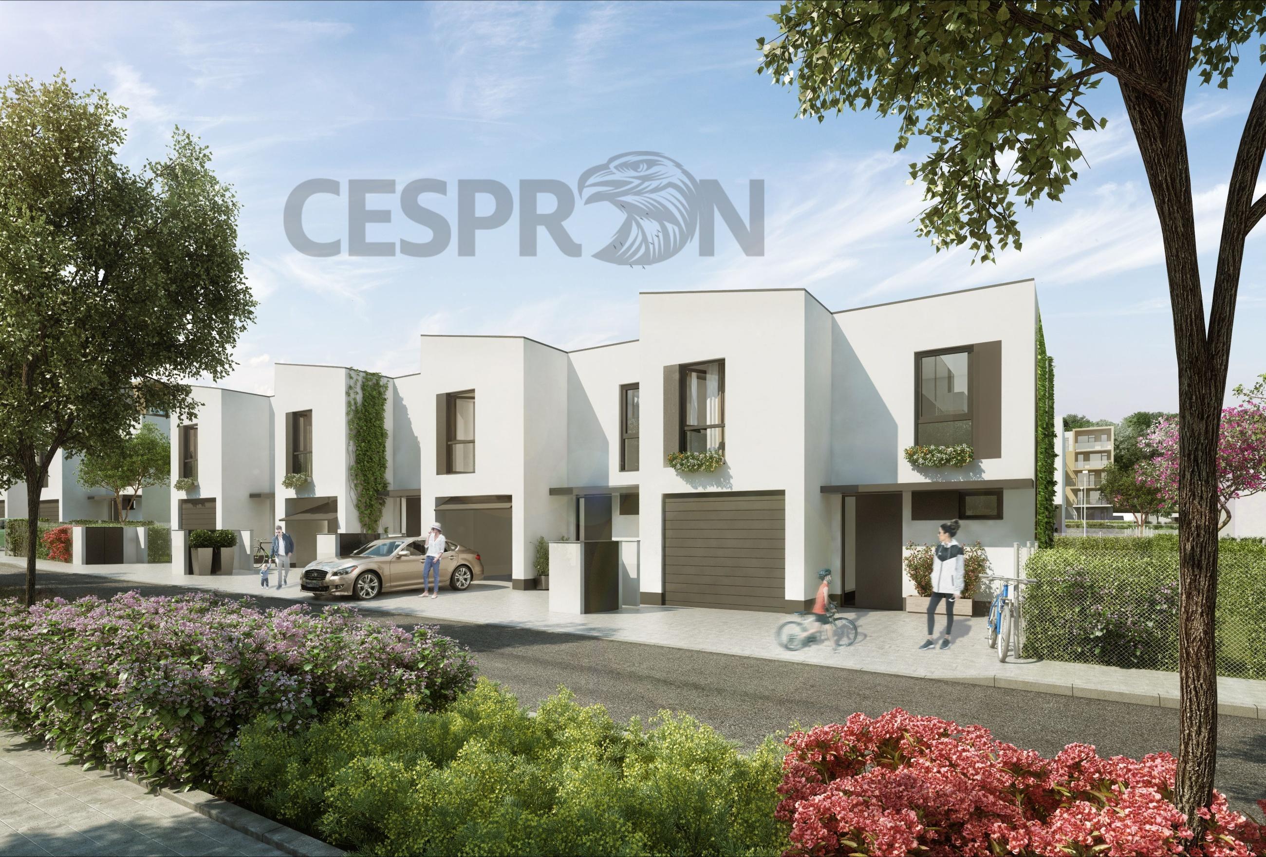 01 Nové řadové domy a byty v centru města Berouna